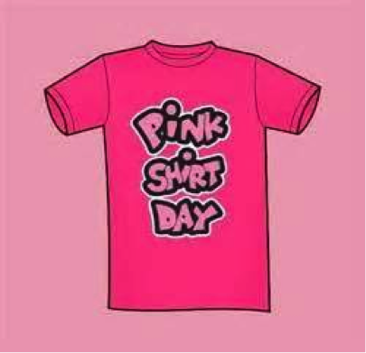 National Pink Shirt Day | Artee Shirt