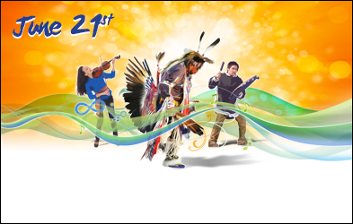 National Aboriginal Day 2014
